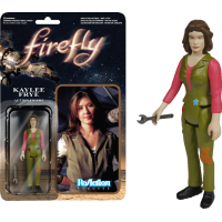 Firefly - Kaylee Frye ReAction 3.75 Inch Action Figure