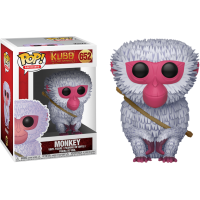 Kubo And The Two Strings - Monkey Pop! Vinyl Figure