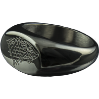 Game of Thrones - Stark Ring Size 7