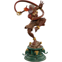 Street Fighter V - Dhalsim 1/4 Scale Ultra Statue