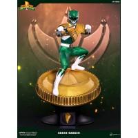 Power Rangers - Green Ranger 1/4Th Scale Statue