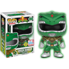 Mighty Morphin Power Rangers - Green Ranger Glow Out of the Box Pop! Vinyl Figure