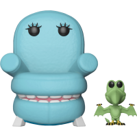 Pee-wee's Playhouse - Charry and Pterri Pop! Vinyl Figure