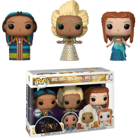 A Wrinkle in Time - Mrs. Who, Mrs. Which & Mrs. Whatsit Pop! Vinyl 3-Pack