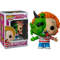 Garbage Pail Kids - Beastly Boyd Pop! Vinyl Figure
