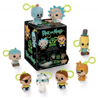 Rick and Morty - Plush Mystery Minis Blind Bag (Display of 12)