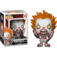 IT (2017) - Pennywise with Spider Legs Pop! Vinyl Figure