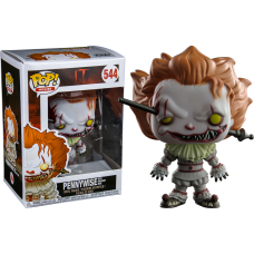 IT (2017) - Pennywise with Wrought Iron Pop! Vinyl Figure