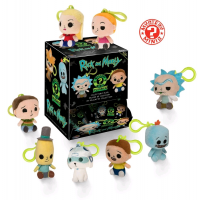 Rick and Morty - Plush Mystery Mini HT Blind Bag (Display of 12)