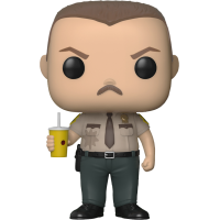 Super Troopers - Farva Pop! Vinyl Figure