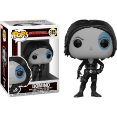 Deadpool - Domino Pop! Vinyl Bobble Head Figure
