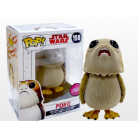 Star Wars: The Last Jedi - Flocked Chase Porg Pop! Vinyl Figure