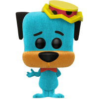 Hanna Barbera - Huckleberry Hound Flocked Pop! Vinyl Figure