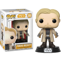 Star Wars: Solo - Tobias Beckett with Duel Blasters Pop! Vinyl Figure