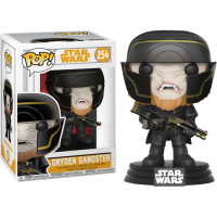Star Wars: Solo - Dryden Gangster Bounty Hunter Pop! Vinyl Figure