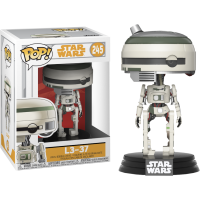 Star Wars: Solo - L3-37 Pop! Vinyl Figure