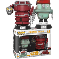 Star Wars: Solo - Fighting Droids Pop! Vinyl Figure 2-Pack