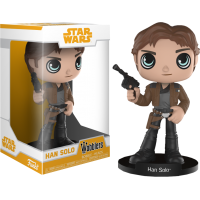 Star Wars: Solo - Han Solo Wacky Wobbler Bobble Head