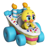 Five Nights at Freddy's - Chica Super Racer 2 Inch Die-Cast Metal Car