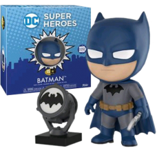 Batman - Batman 5 Star 4 Inch Vinyl Figure