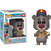 TaleSpin - Baloo Pop! Vinyl Figure