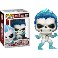 Marvel's Spider-Man (2018) - Spirit Spider Glow in the Dark Pop! Vinyl Figure