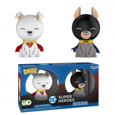 DC Comics - Ace and Krypto 2-pack Dorbz Vinyl Figure 2018 (Spring Convention Exclusive)