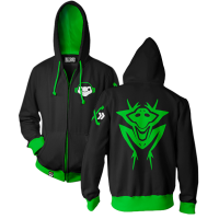 Overwatch - Ultimate Lucio Men's Zip-Up Hoodie