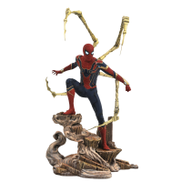Avengers 3: Infinity War - Iron Spider-Man Marvel Gallery 9 Inch PVC Statue