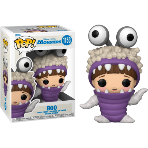 Monsters, Inc. - Boo with Costume 20th Anniversary Pop! Vinyl Figure