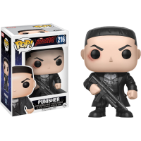 Daredevil - Punisher Pop! Vinyl Figure