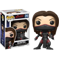 Daredevil - Elektra Pop! Vinyl Figure