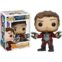 Guardians of the Galaxy: Vol 2 - Star-Lord Pop! Vinyl Figure