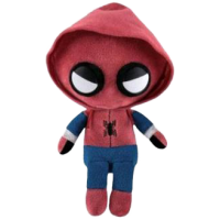 Spider-Man: Homecoming - Spider-Man Homemade Suit 8 Inch Plush