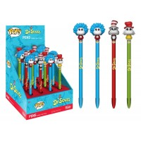 Dr Seuss - Pen Topper Display (16 Pens)