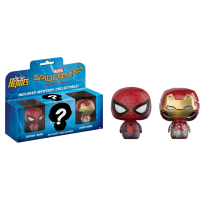 Spider-Man: Homecoming - Spider-Man, Iron and Mystery Pint Size Heroes 3-Pack