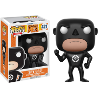 Despicable Me 3 - Spy Gru Pop! Vinyl Figure