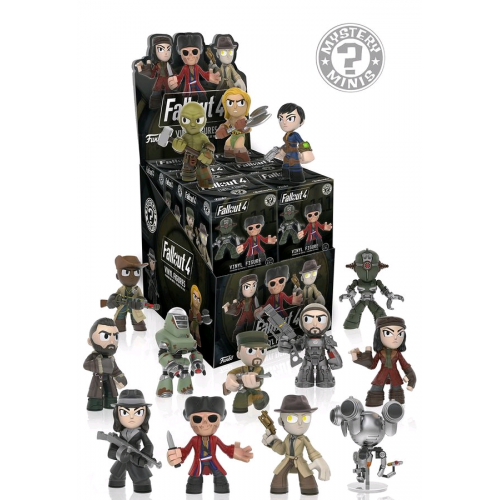 Fallout 4 - Mystery Mini Blind Box Display (Display of 12)