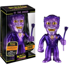 Batman - Hikari The Joker Plum Crazy Japanese Vinyl Figure