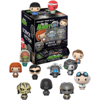 Science Fiction - Pint Size Heroes