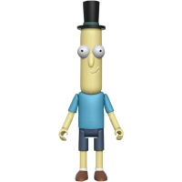 Rick and Morty - Poopy Butthole 5 Inch Articulated Action Figure