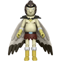 Rick and Morty - Bird Person 5 Inch Articulated Action Figure