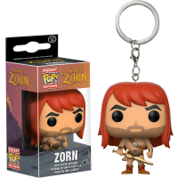 Son of Zorn - Zorn Pocket Pop! Keychain
