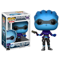 Mass Effect: Andromeda - Peebee with Gun Pop! Vinyl Figure