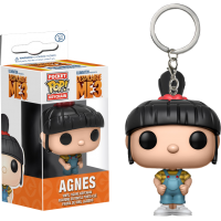 Despicable Me 3 - Agnes Pocket Pop! Keychain