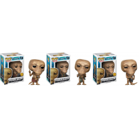 Valerian and the City of a Thousand Planets - Doghan Daguis Pop! Vinyl Figure (Set of 3)