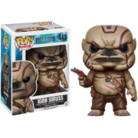 Valerian and the City of a Thousand Planets - Iron Siruss Pop! Vinyl Figure