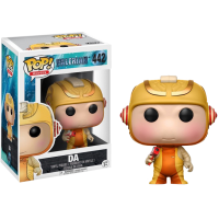 Valerian and the City of a Thousand Planets - Da Pop! Vinyl Figure