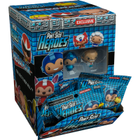 Megaman - Pint Size Heroes GS Exclusive Blind Bag Gravity Feed Display (24 Units)