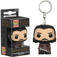 Game of Thrones - Jon Snow Pocket Pop! Vinyl Keychain